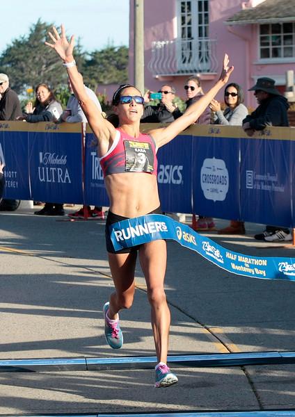 Big Sur Half Marathon - 110815
