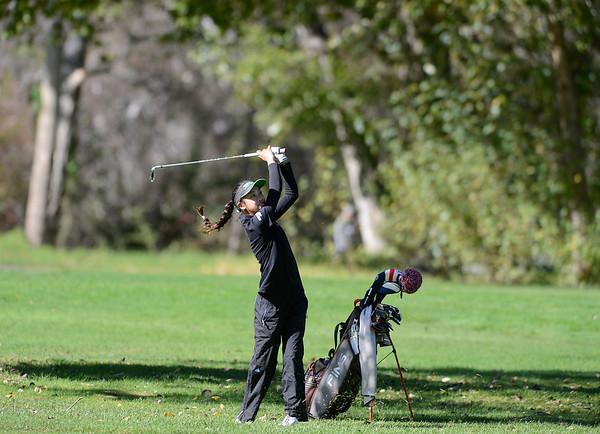 CCS Girls Golf 110315