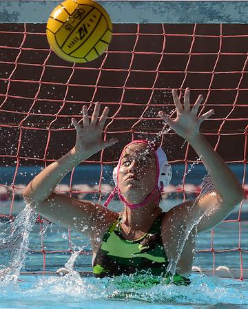 Carmel vs. RLS Girls Waterpolo 091715