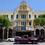 Golden State Theater in Monterey