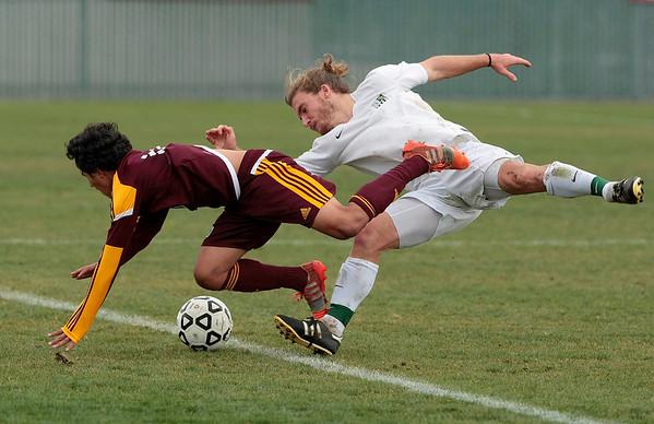 NorCal Regional Soccer Playoffs - 112415