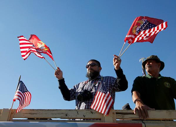 Salinas Veterans Day Parade - 111115